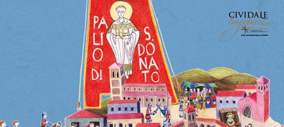 torna il Palio di San Donato a Cividale del Friuli