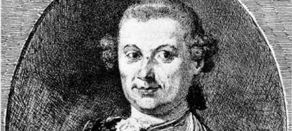 Il drammaturgo Carlo Gozzi