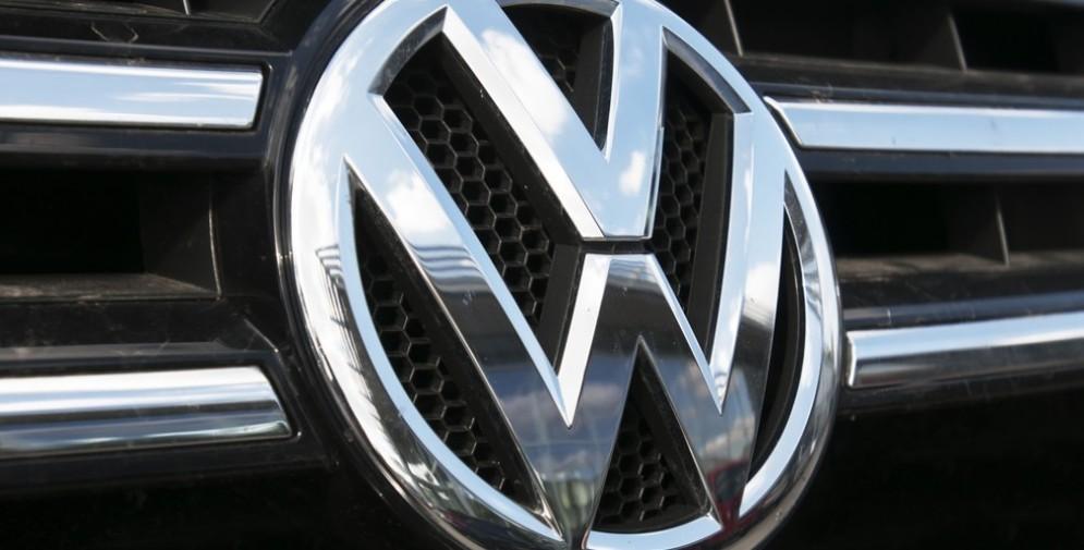 Il logo della Volkswagen