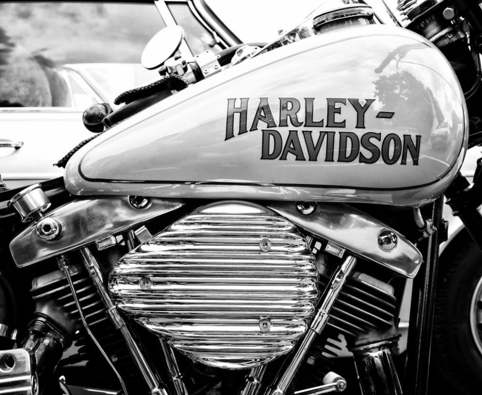 Il logo Harley-Davidson