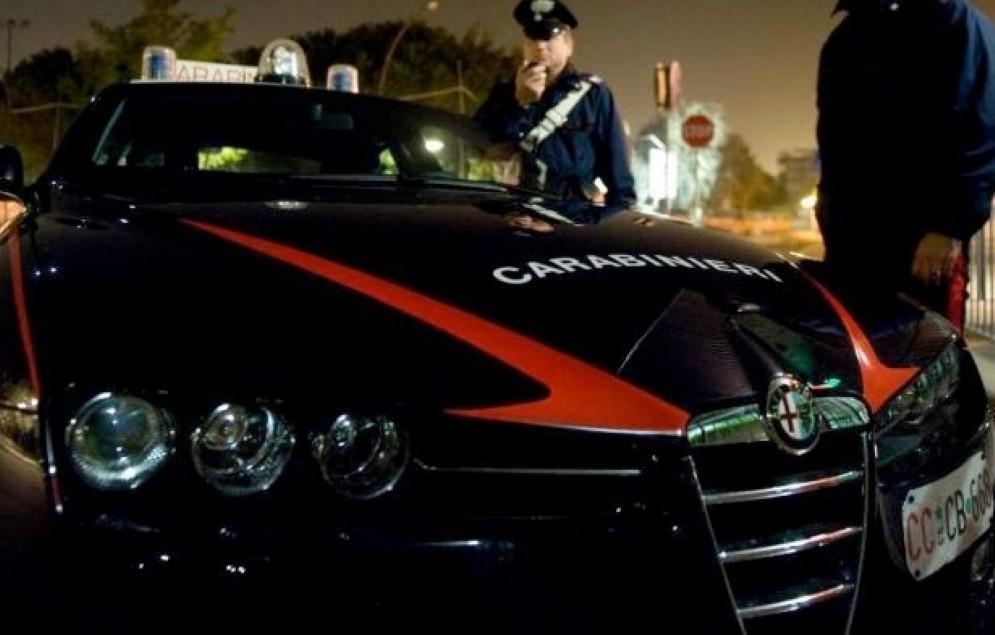 Tentata rapina a Poncenia: sono intervenuti i carabinieri