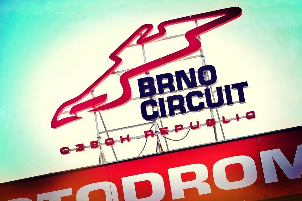 Il circuito di Brno