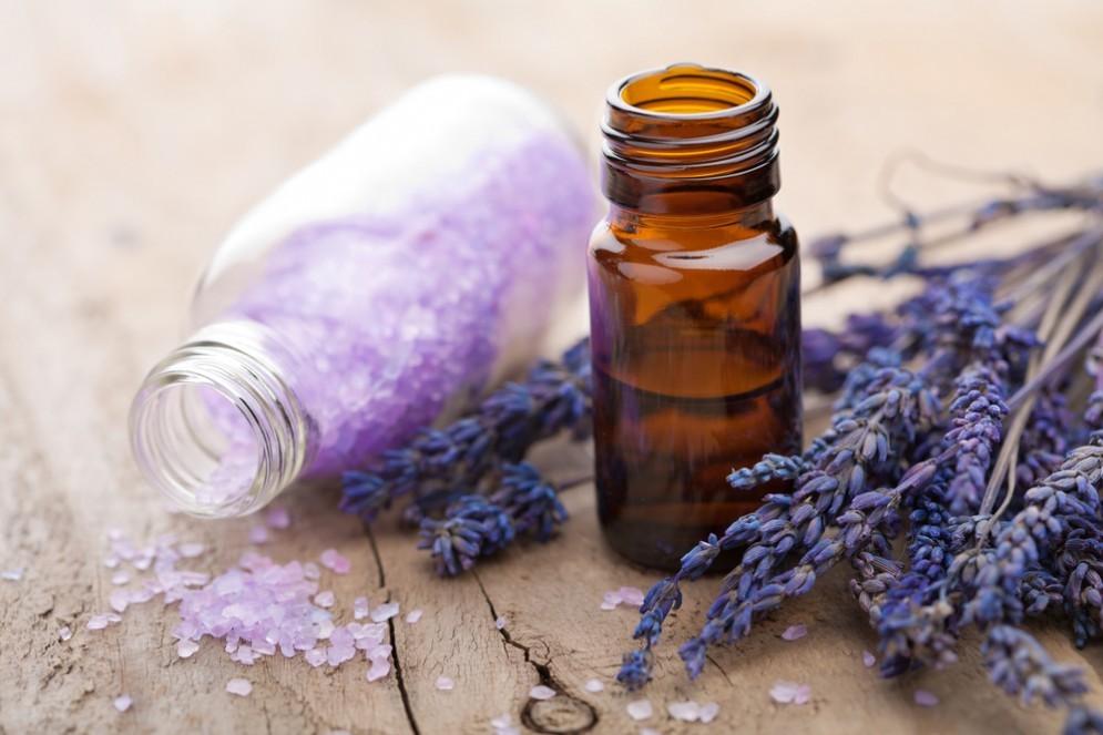 Olio essenziale di lavanda per l'asma