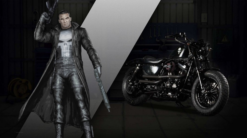 La Forty-Eight di The Punisher