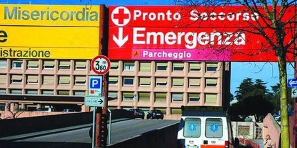 Due feriti gravi a seguito di un investimento fuori dall'Ospedale di Udine