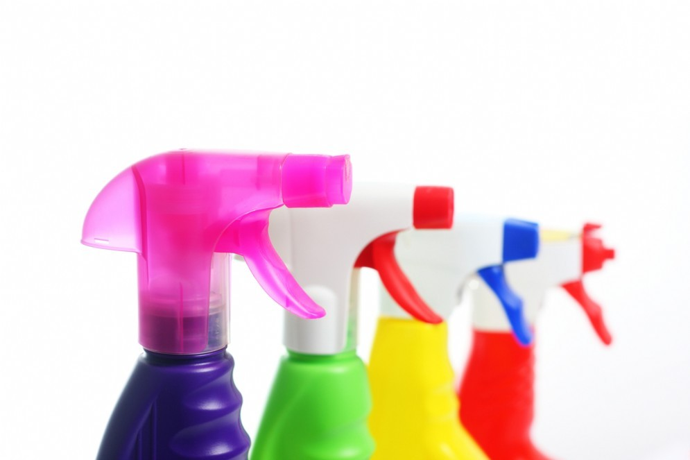 Detergenti per la casa pericolosi per la salute
