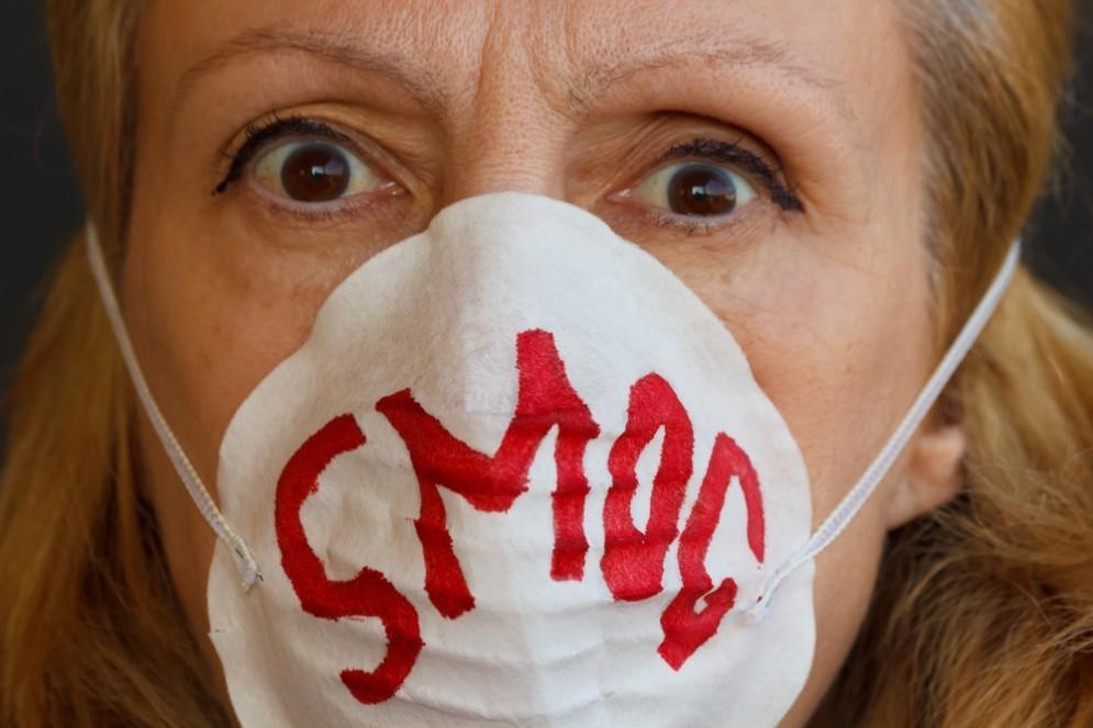 Lo smog potrebbe causare l'Alzheimer