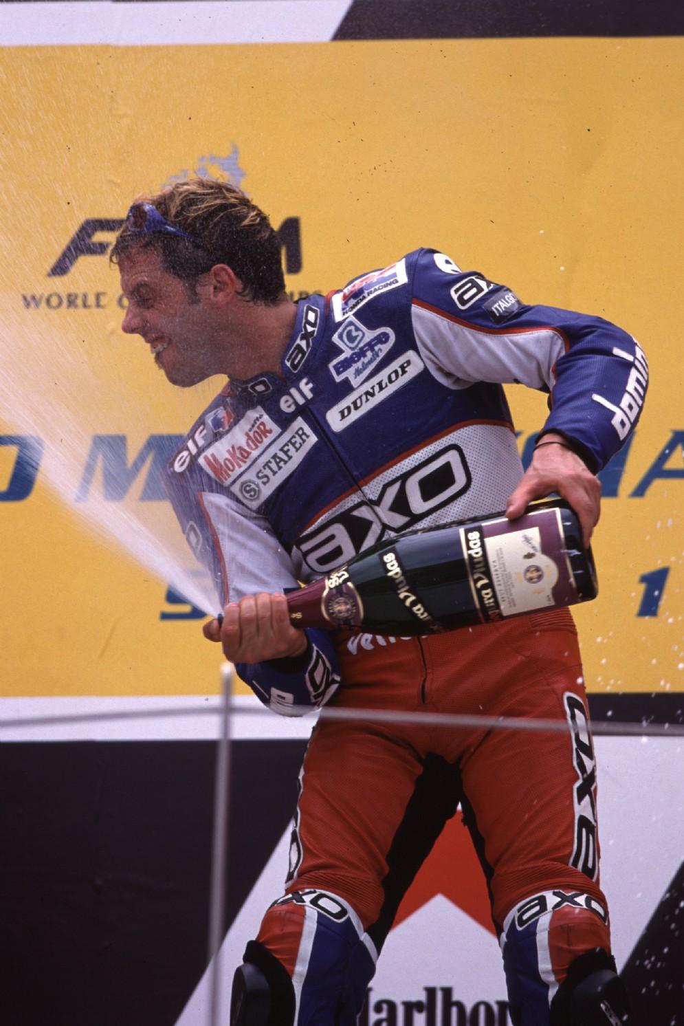 1999: la prima vittoria è firmata Loris Capirossi