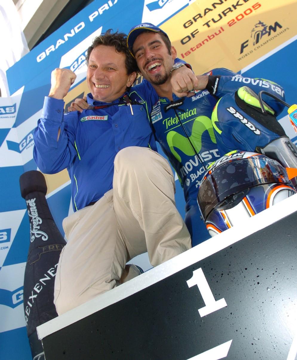 2005: con Melandri, l'Italia che vince