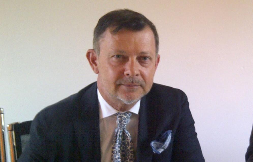 Michele Bortolussi, presidente di Confidi Friuli