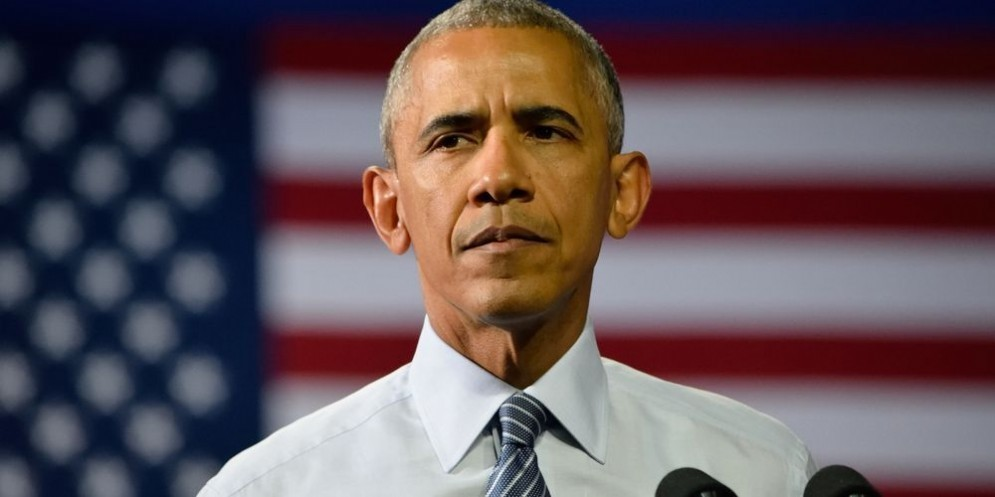 Il presidente americano Barack Obama.