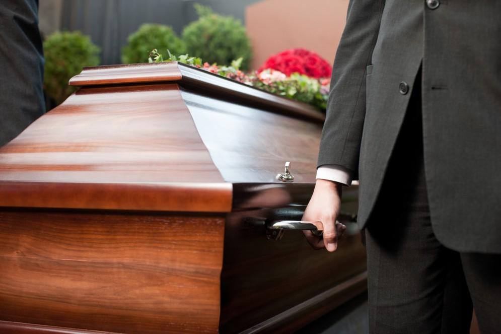 La salma di Alessandro Rossi è stata tumulata nel cimitero di Cossato nei giorni scorsi.
