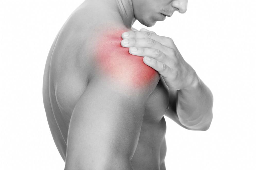 Dolore alla spalla e lesioni alla cuffia dei rotatori