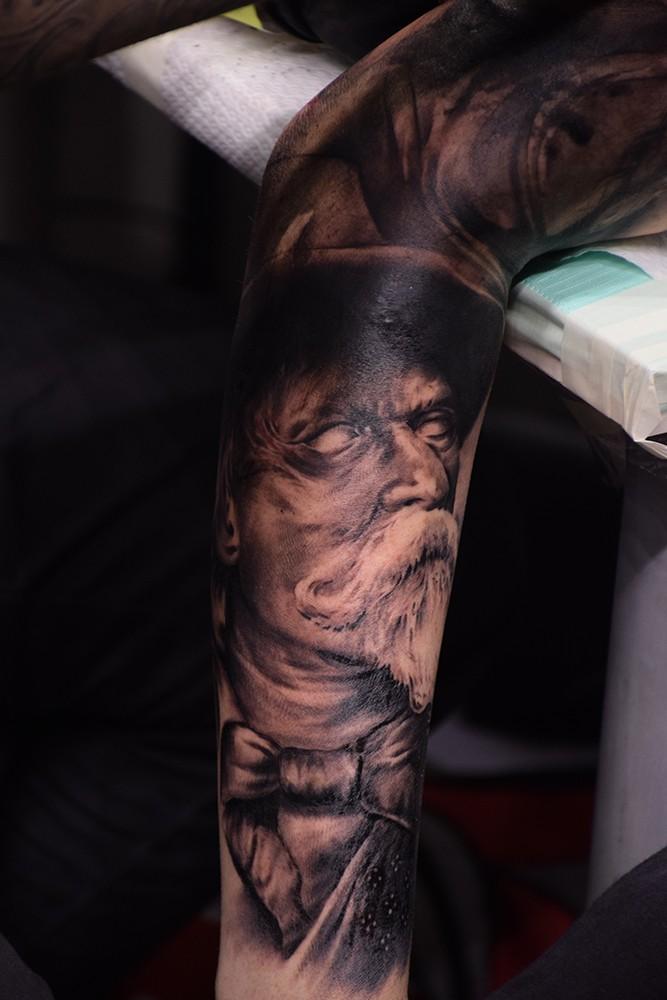 Italian Tattoo Artist 2016