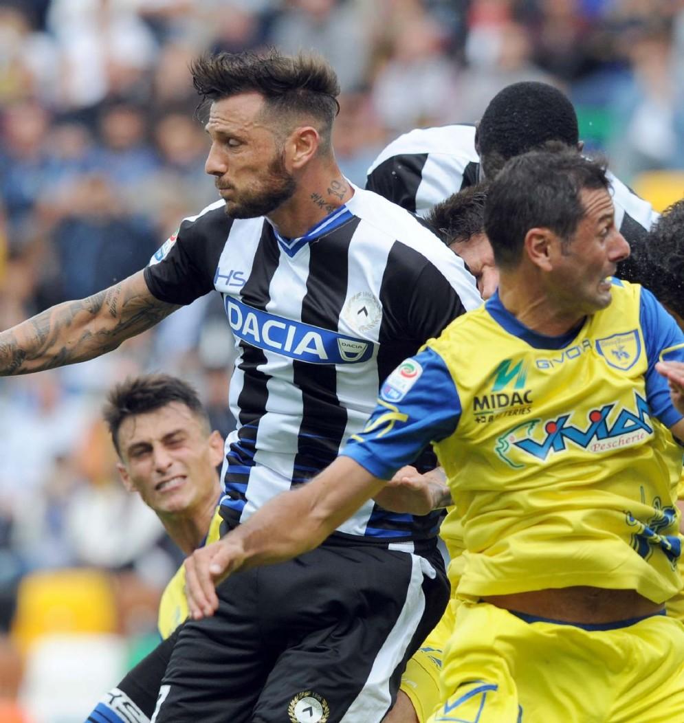 Il Chievo passa a Udine