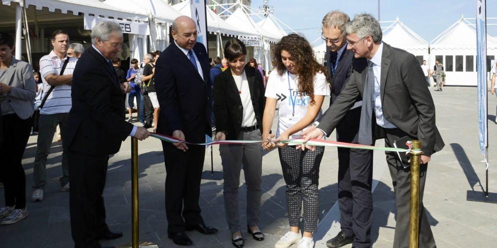 Inaugurazione di Trieste Next 2016