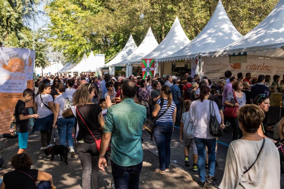 Il Comune di Torino ha concesso alla manifestazione il suolo pubblico a titolo gratuito