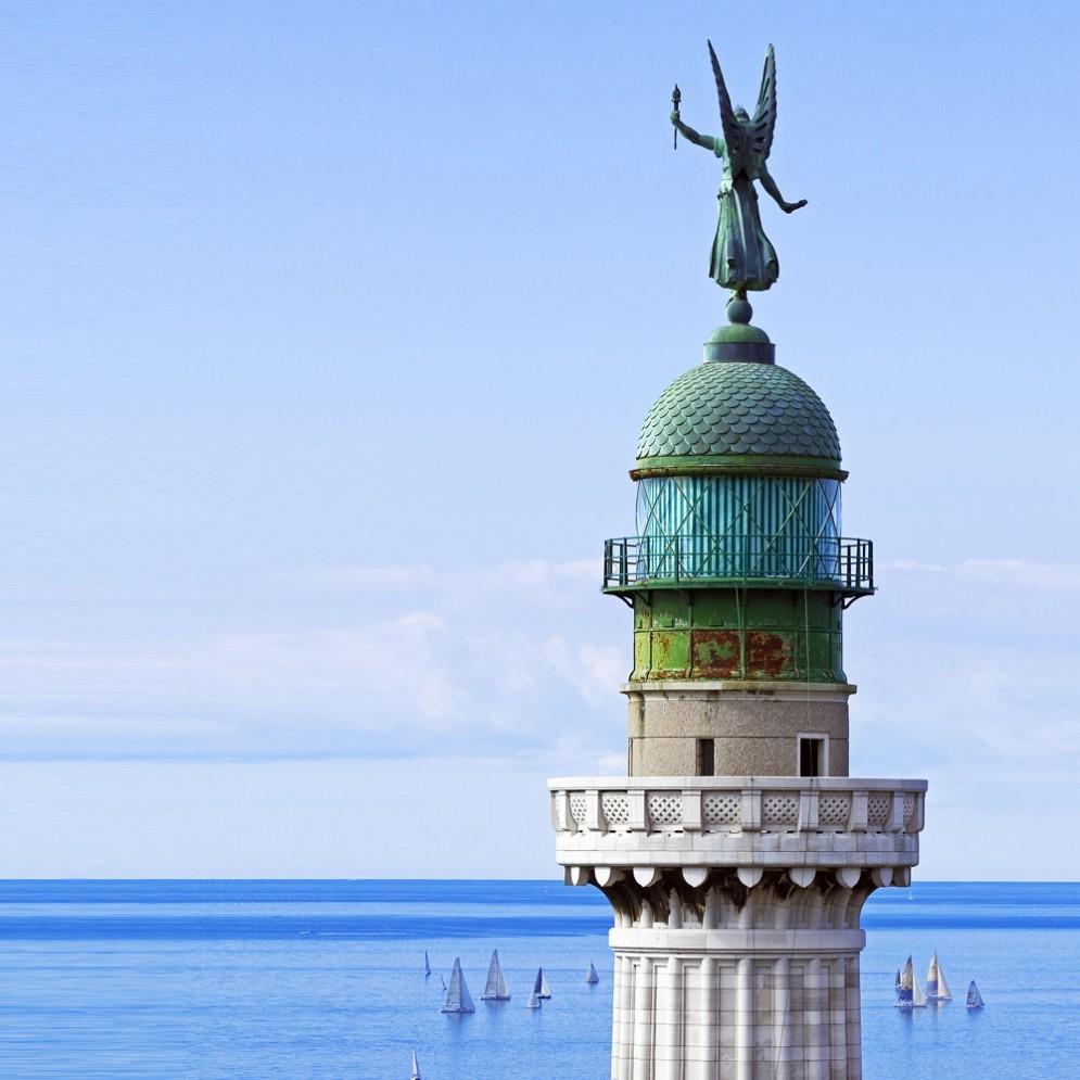 Gli orari del Faro della Vittoria di Trieste per il primo weekend di ottobre