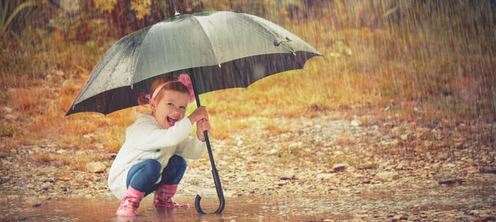 Arriva la pioggia sulla Regione