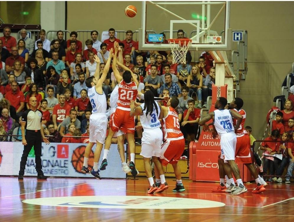 Trieste all'esordio di campionato