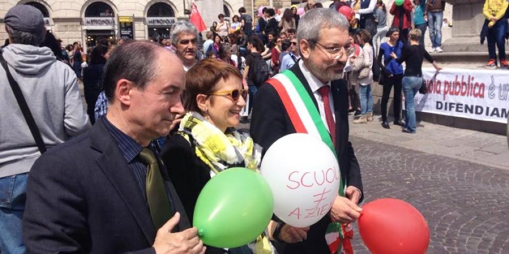Mario Pittoni in guerra con il Pd per le scelte sul tema scuola