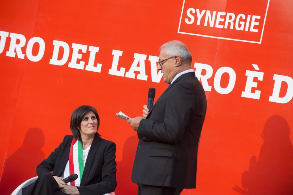 Inaugurazione della nuova sede di Synergie Italia