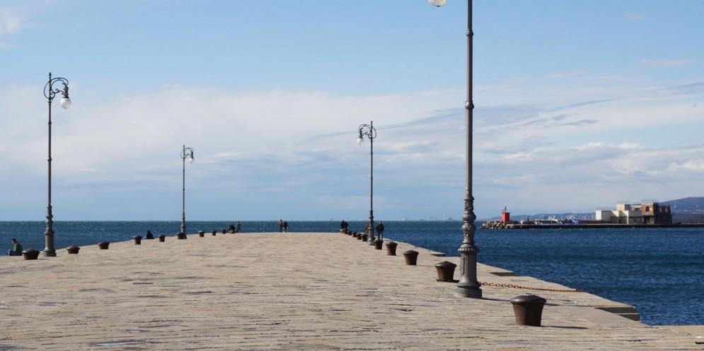 Il Molo Audace di Trieste
