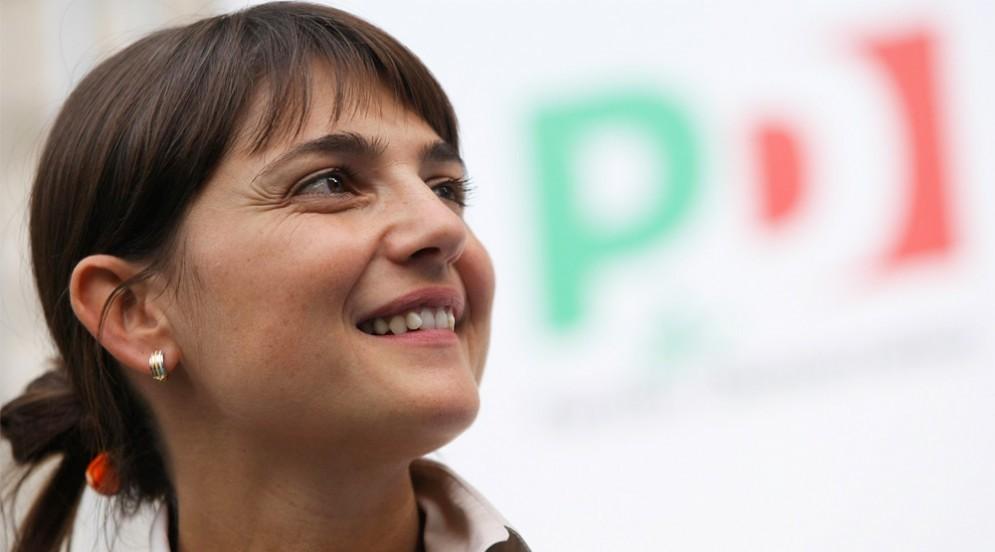 La presidente Debora Serracchiani