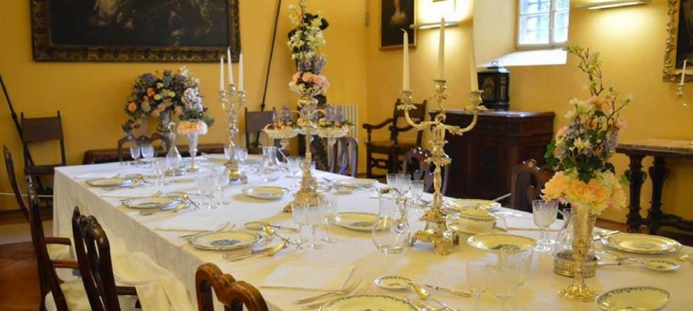 """""""A cena con il conte"""", serate golose e culturali"""