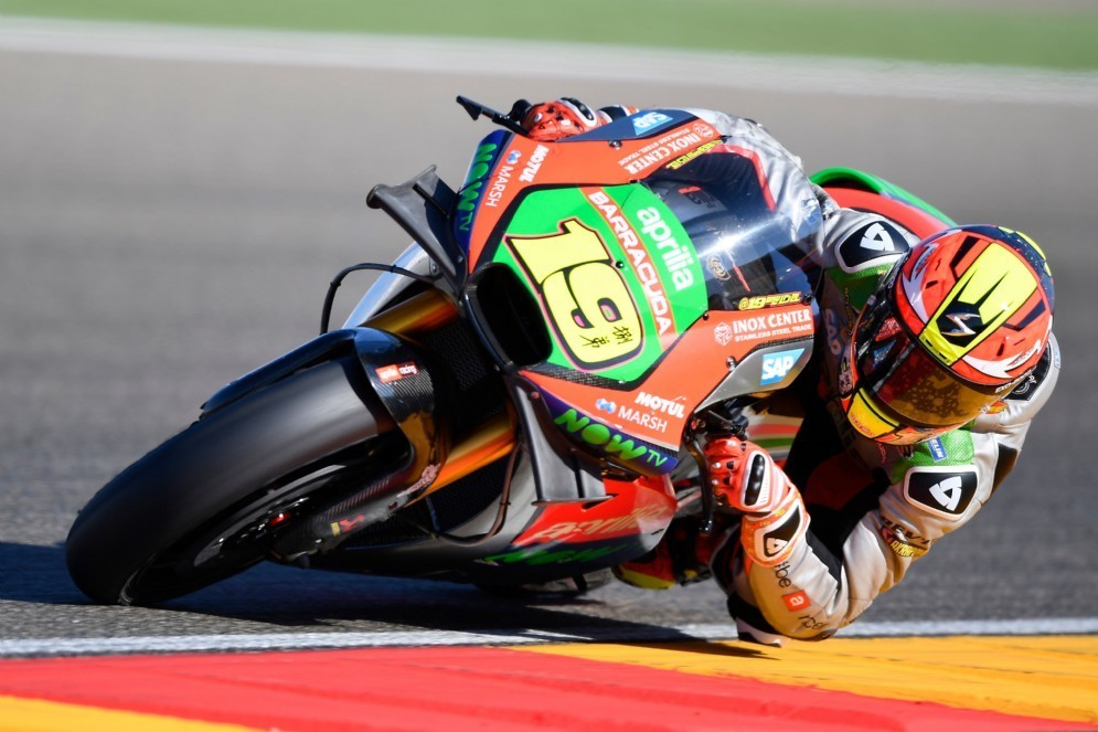 La RS-GP di Alvaro Bautista