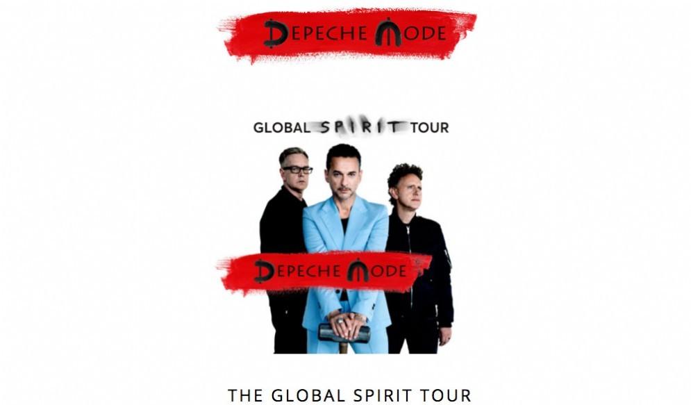 Depeche Mode a Lubiana
