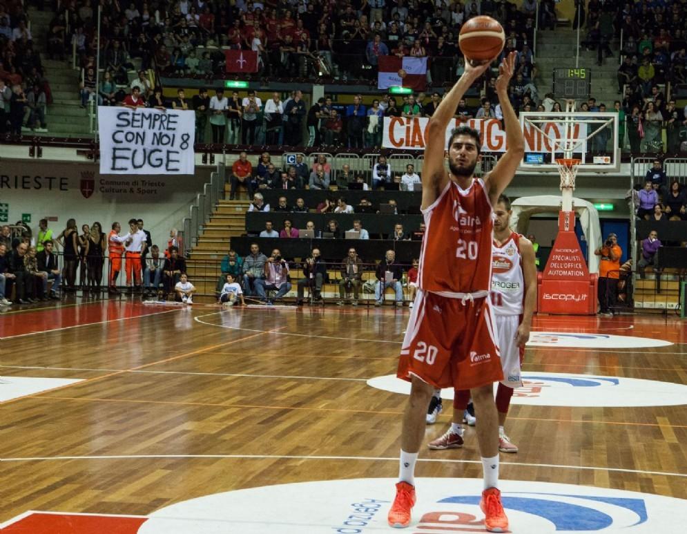 Prima vittoria stagionale per Trieste