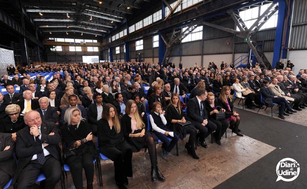I funerali di Andrea Pittini