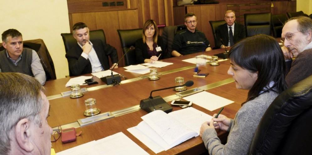 Serracchiani in Commissione spiega la situazione alla Hypo