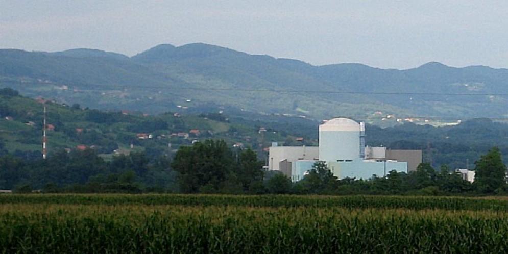 La centrale nucleare di Krsko