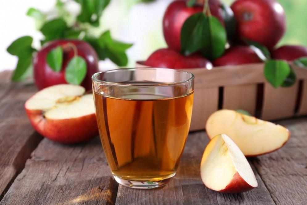 Succo di mela, ha proprietà antitumorali
