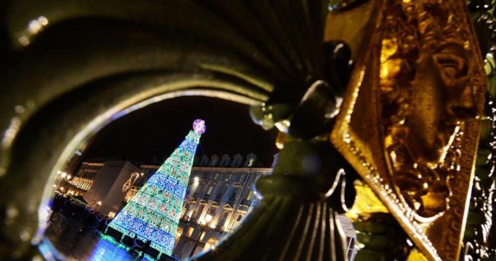 Villaggio Babbo Natale Torino.Il Sogno Di Natale Arriva A Torino In Piazza D Armi Il
