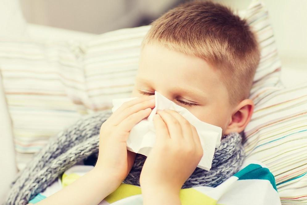 Infezioni respiratorie, i bambini sono più a rischio