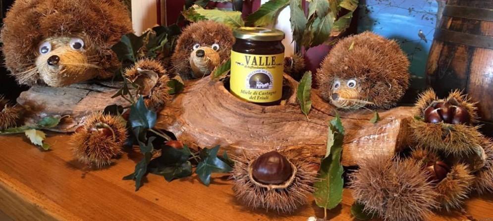 Ultimo weekend per la 'Festa delle castagne e del miele di castagno' di Soffumbergo
