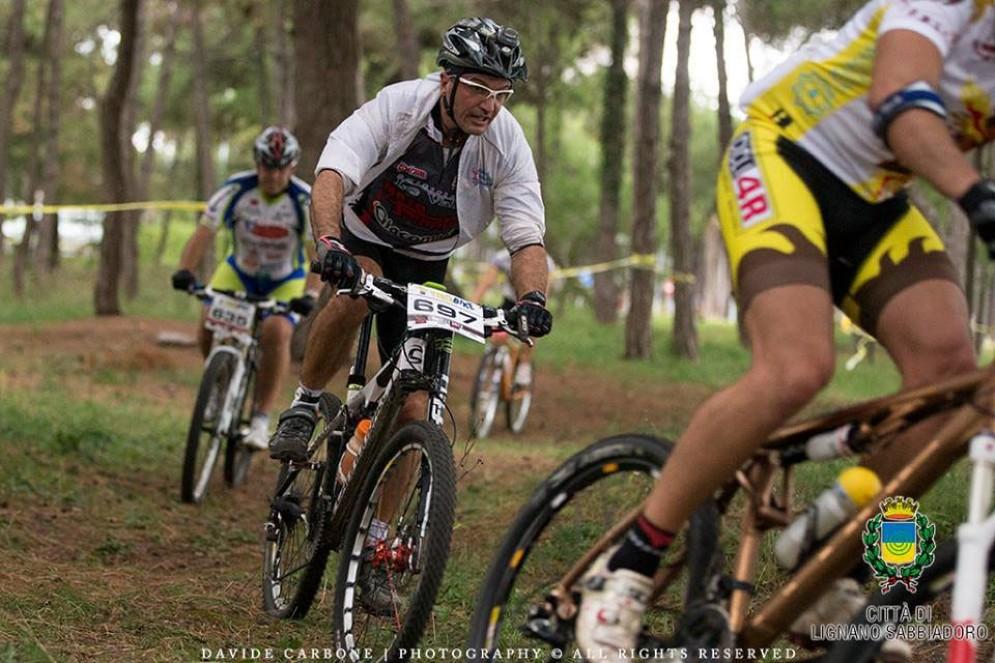 Mountain Bike protagoniste nel we a Lignano