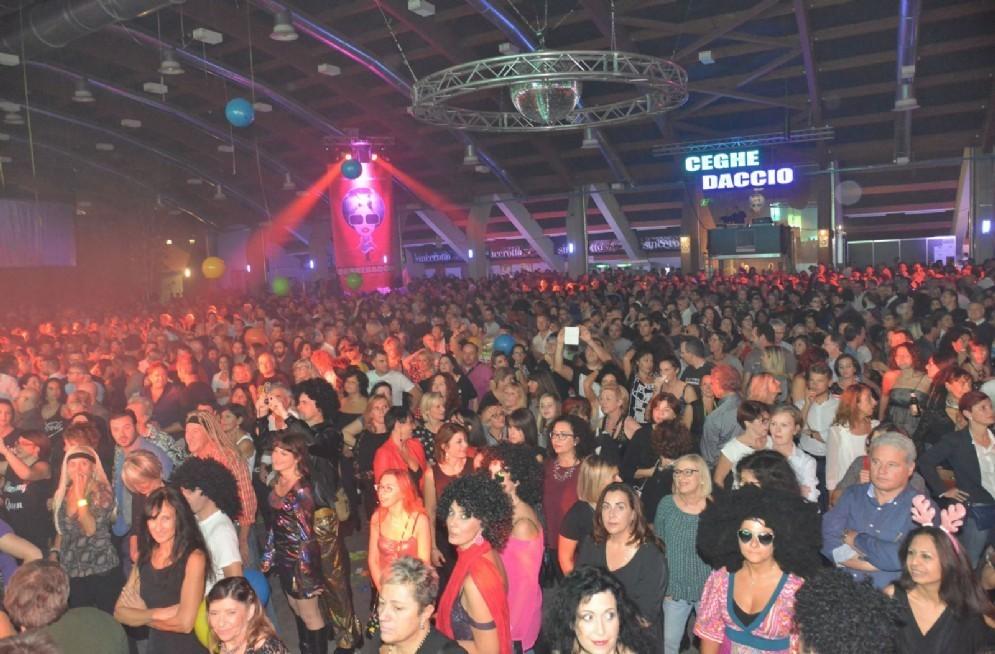 La grande festa del Ceghedaccio (© Diario di Udine)