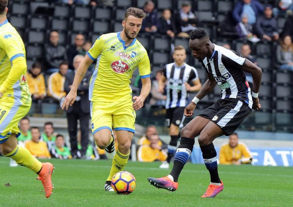 L'Udinese torna alla vittoria al Friuli