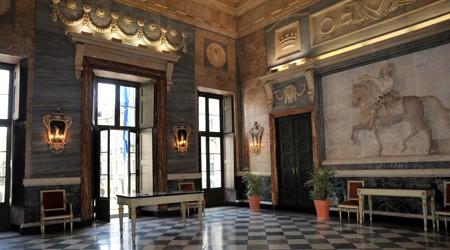 Sala Marmi di Palazzo Civico
