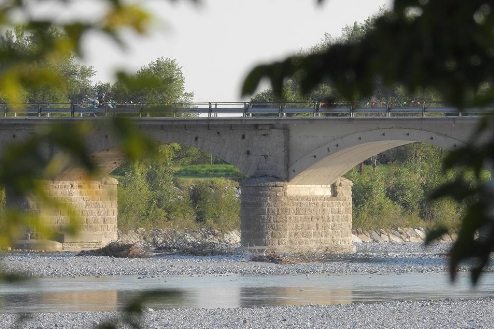Il ponte di Braulins