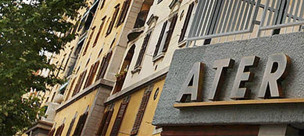 Santoro alle residenze Ater di Trieste