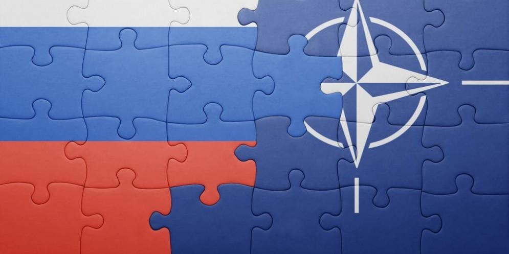 Nato vs. Russia.