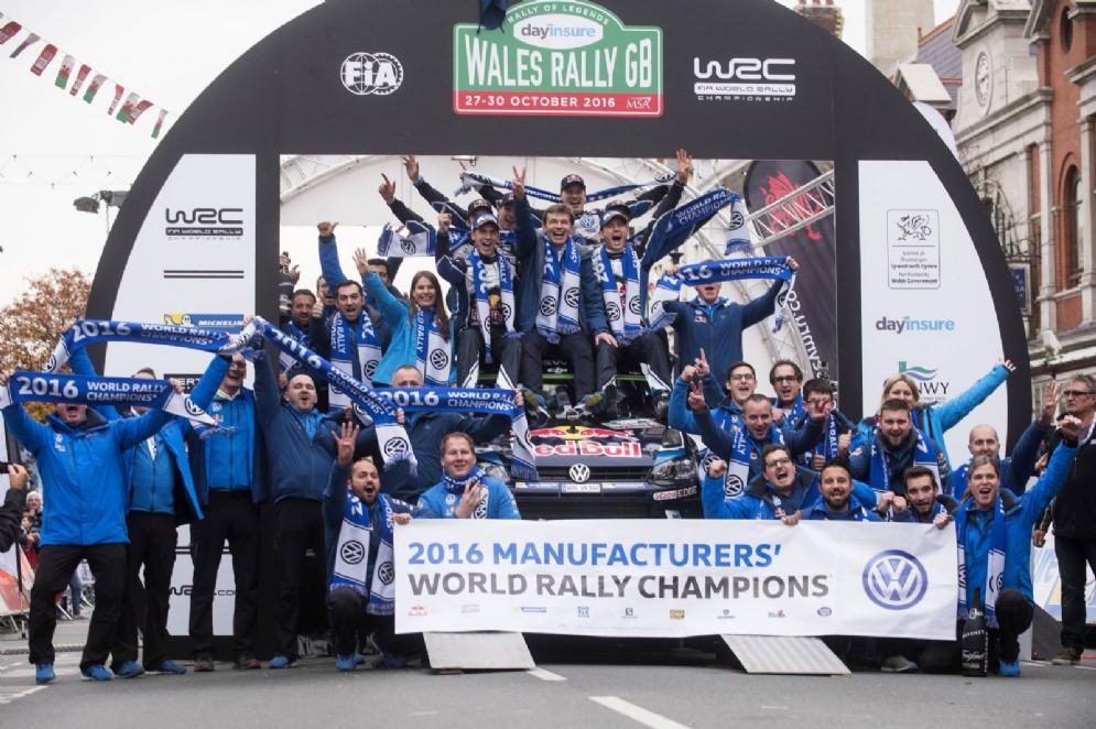 L'ultima vittoria (per ora): il Rally di Gran Bretagna 2016