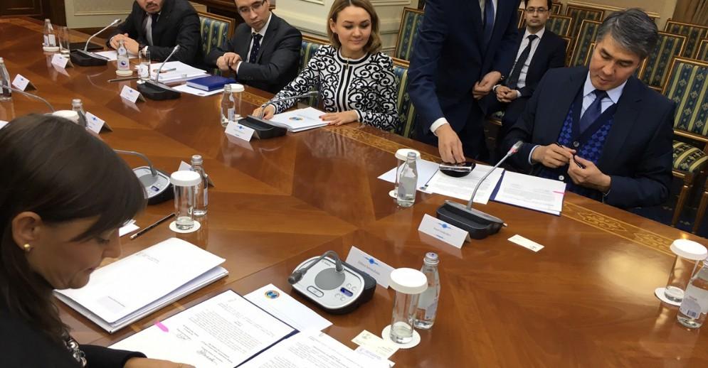 Accordo siglato tra Fvg e Astana
