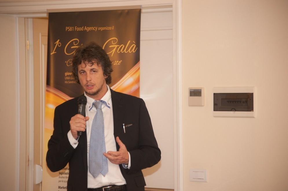Ottavio De Grossi, direttore di PS81 Food Agency