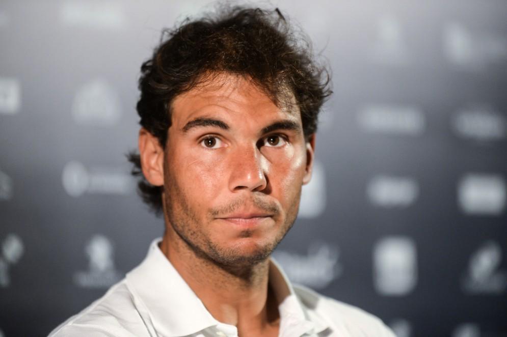 Il tennista spagnolo, Rafa Nadal